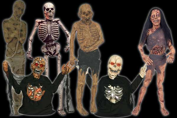 Life Size Halloween Characters