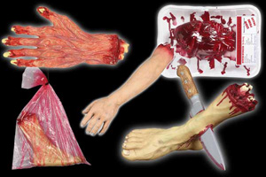 Severed Limbs