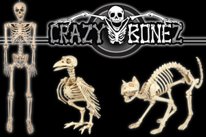 Crazy Bonez Skeletons