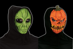 Hooded Masks