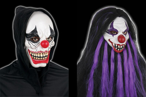 Clown Masks