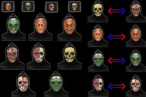 Lenticular Masks