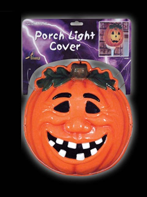 Pumpkin Porch Light Decoration