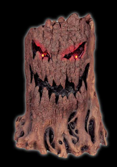 Haunted Tree Stump