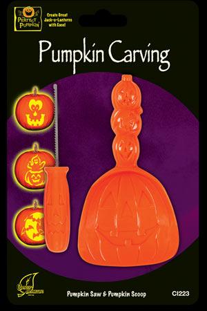 Pumpkin Carving kit 2pcs.