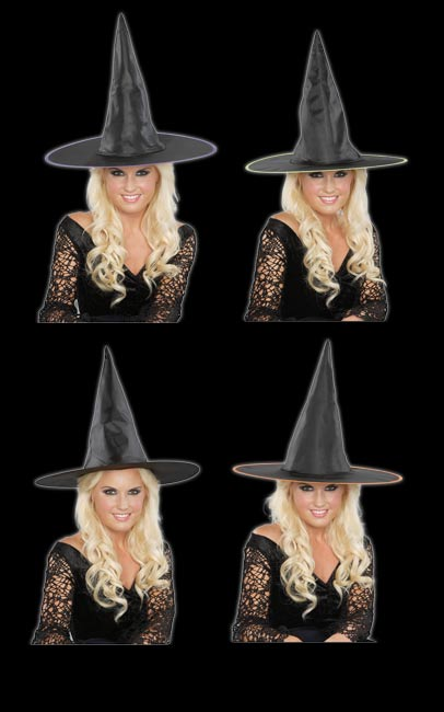 Esmeralda Witch Hat