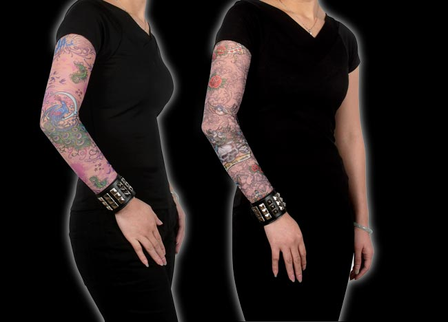 LA Ink Tattoo Sleeves