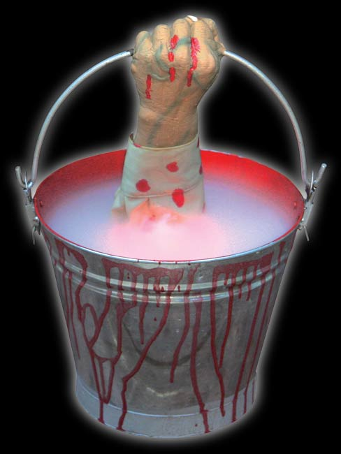 Bloody Bucket Mister