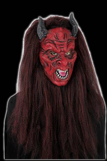 Super Hair Devil Mask
