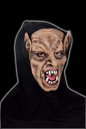 Hooded Vamp Mask
