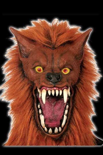 Roaring Wolf Deluxe Mask
