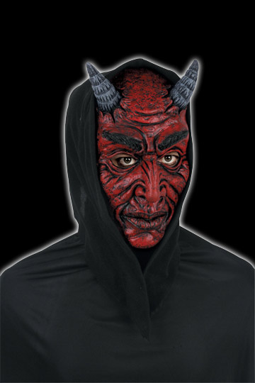 Devil Foam Mask