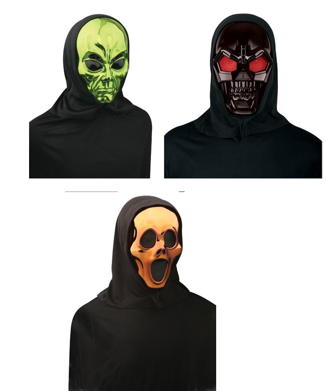 Metallic Masks