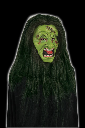Frankenstein unleashed mask