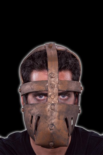 Captive Torture mask