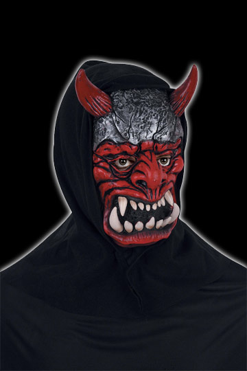 Devil Troll Mask