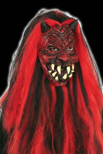 Wicked Devil mask