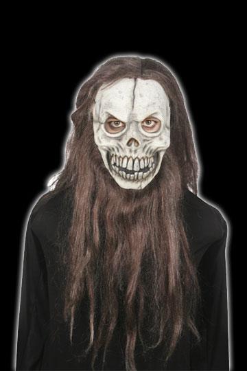 Sad Skull Mask