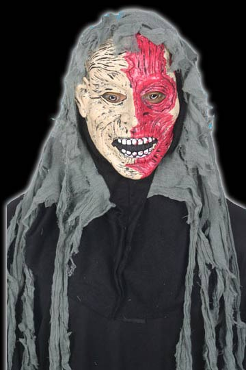 Skinned Zombie mask