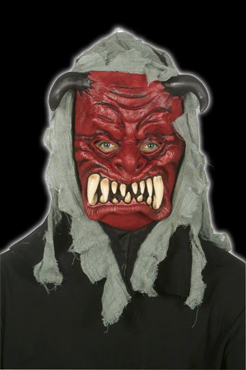 Troll Devil mask