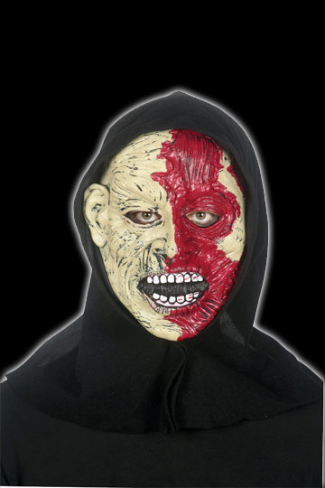 Skinless Zombie mask