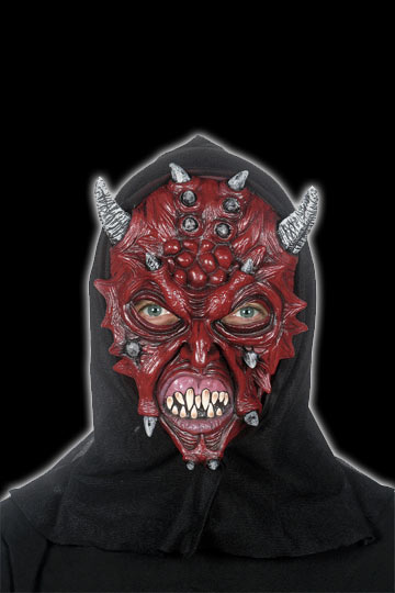 Alien Devil mask