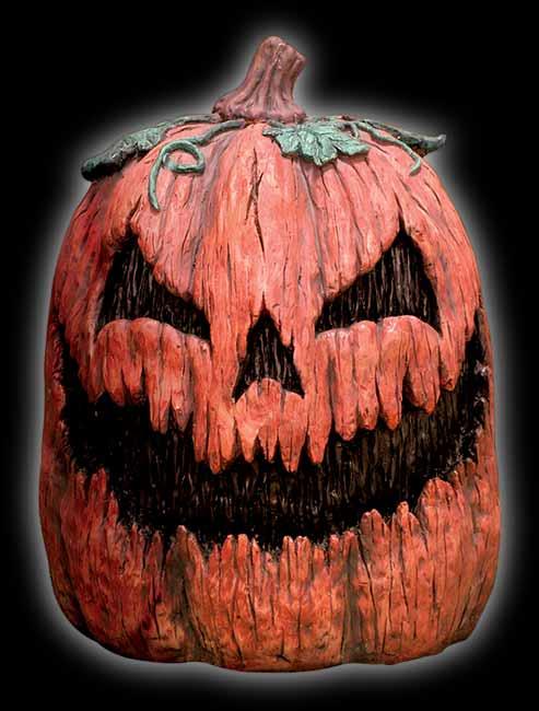 """Fiberglass Pumpkin - 27"""""""