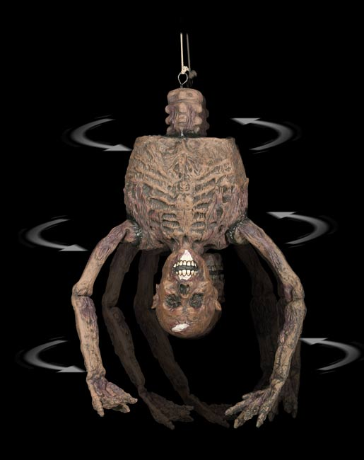 Full Size Spinning Corpse Torso
