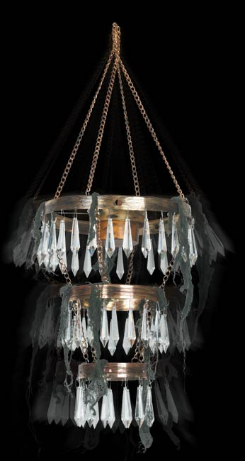 Haunted Chandelier