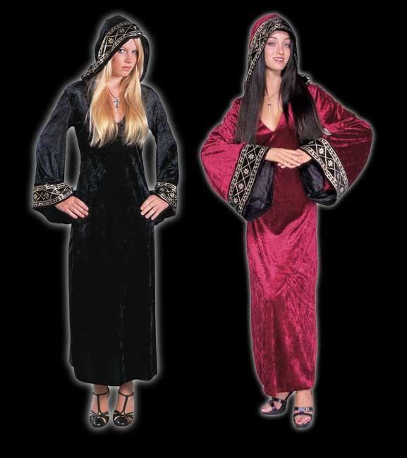 Gothic Goddess Costume