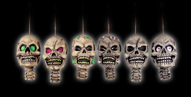 Mini Skull Assortment