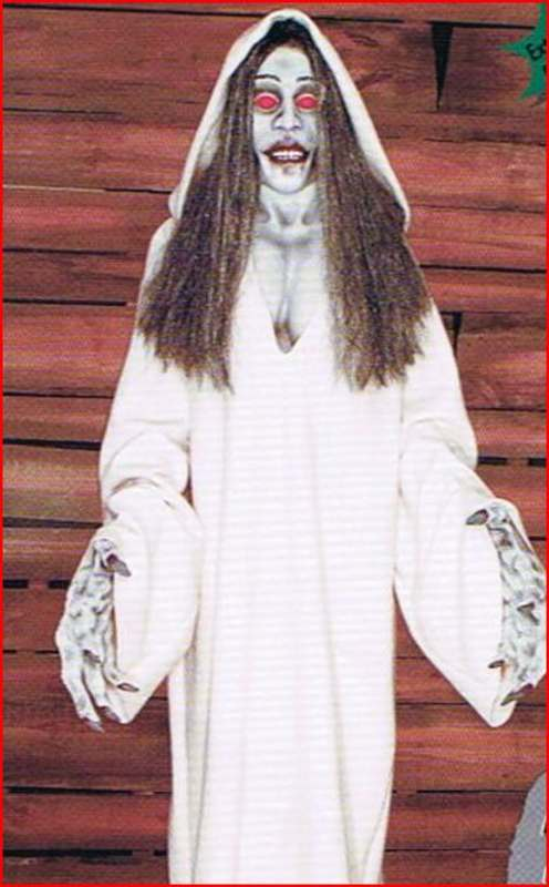 Lady Apparition costume