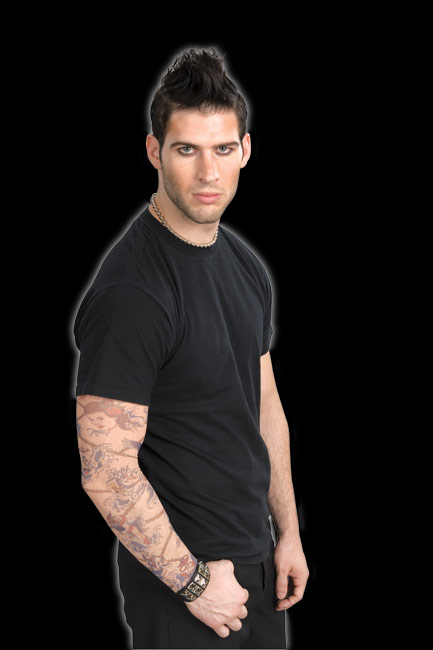 Miami Ink Captains Pride Tattoo Sleeve