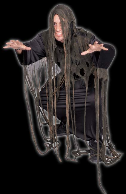 Shredded Ghoul Costume
