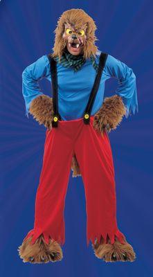 Bad Wolf Costume