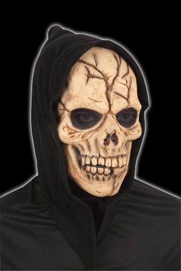 Latex Foam Skull Mask