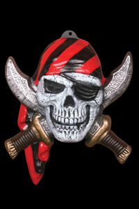 Pirate Wall Decoration B