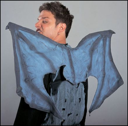 Deluxe Gargoyle Wings