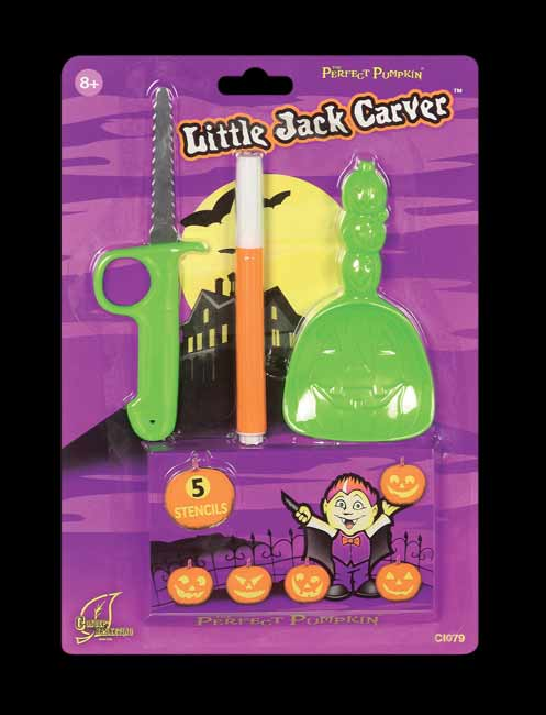 Little Jack Carver Basic Set