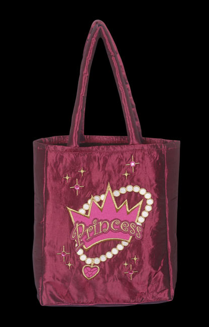 Princess Trick Or Treat Bag - Red