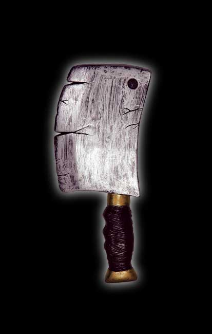 Deluxe Aged Cleaver